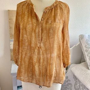 Coldwater Creek Career Blouse